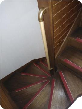 階段手すり 取り付け リフォーム